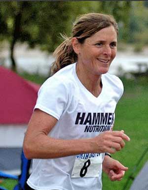 Connie Gardner (photo by Bob McGillivray, DryMax Sports)