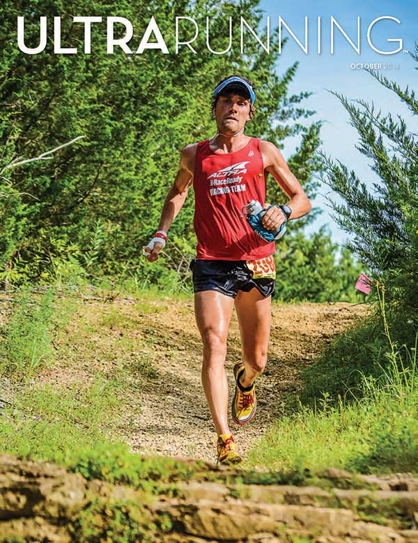 Ultramarathon News Podcasts: UltraRunning October 2014