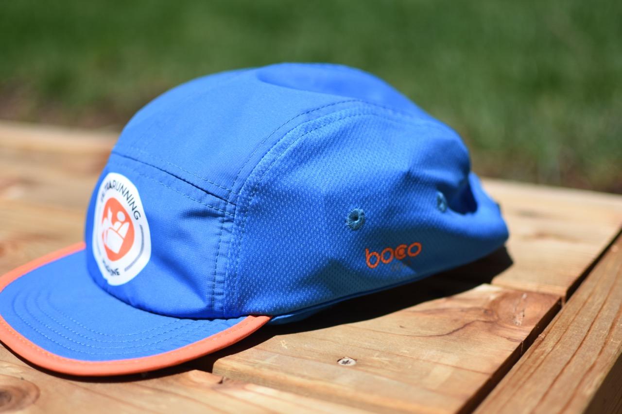 UltraRunning Magazine Boco Endurance Hat 3f9bd210bbd