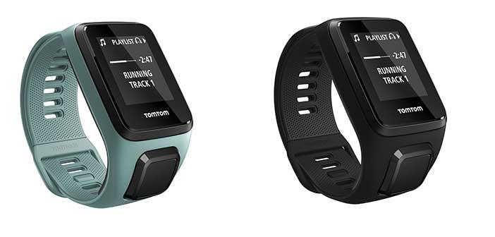 TomTom Spark 3 Cardio + Music GPS Watch