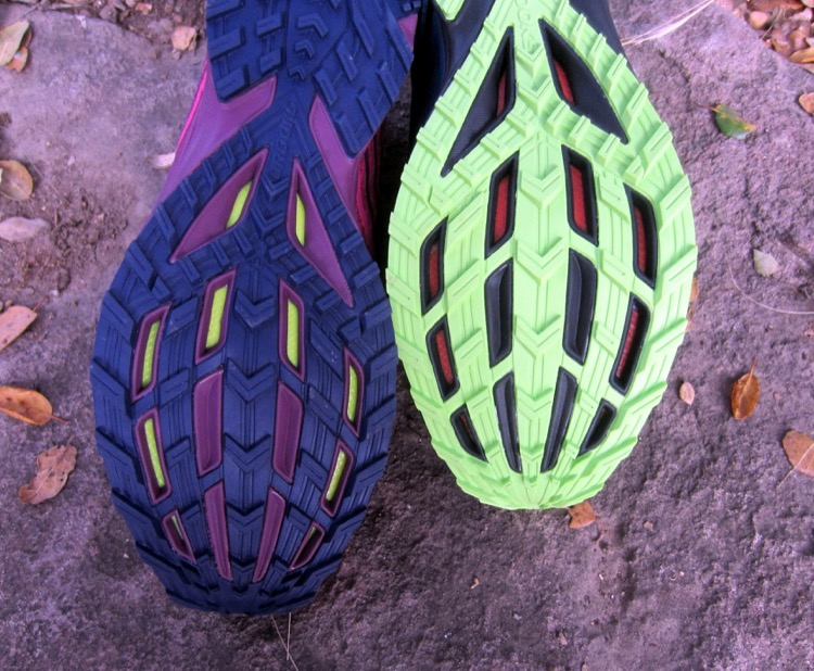 6393aa79c25 The outsole of the Mazama remains unchanged as well