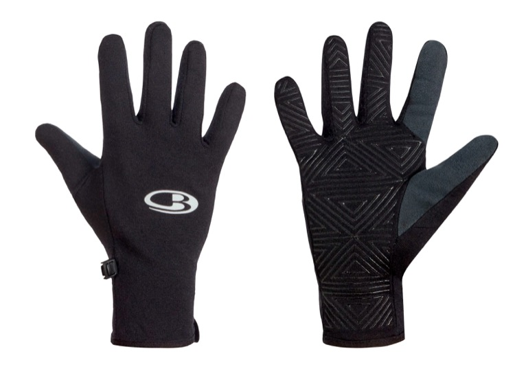 Icebreaker Quantum And Sierra Gloves