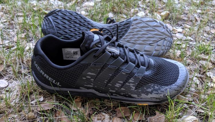 First Look: Merrell Trail Glove 5
