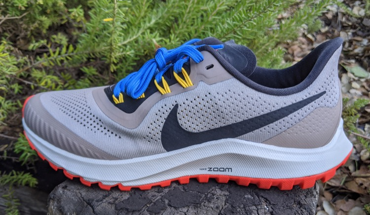 neumonía George Bernard eco  Nike Air Zoom Pegasus 36 Trail Shoe Review - Ultrarunning Magazine