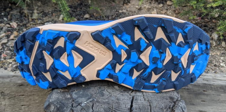 redesigned camo outsole 750 Zapatillas de trail running HOKA One One Torrent 2