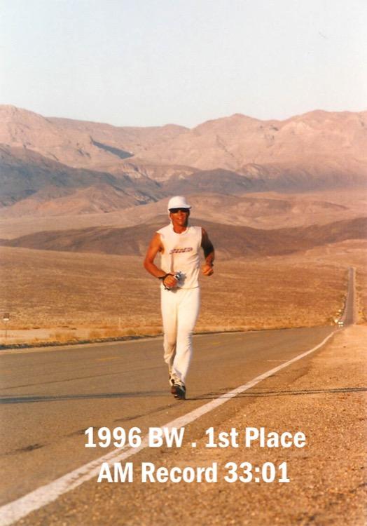 1996 Ulrich Townes 750 Death Valley 30/30 - La próxima gran aventura de Marshall Ulrich
