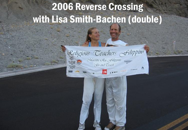 2006 Lisa Marsh Double RTF banner 750 Death Valley 30/30 - La próxima gran aventura de Marshall Ulrich