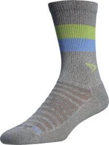 Drymax RunLM Crew gray 750 Resumen de calcetines de otoño - Revista Ultrarunning