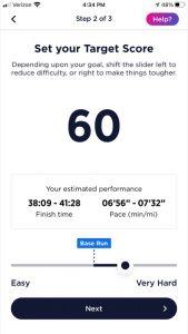 setting target pace zones 750 Revisión de plantillas NURVV Run - Revista Ultrarunning
