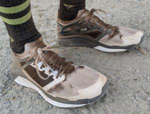 They dont stay white for long ... 750 e1611780656901 Primer vistazo: zapatillas de trail running The North Face Flight VECTIV