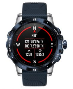 IceBreaker model with compass face 750 e1613002065200 Revisión del reloj GPS COROS VERTIX
