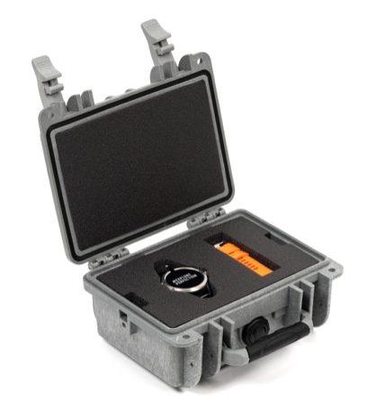 storage case interior 750 e1612919727179 Revisión del reloj GPS COROS VERTIX