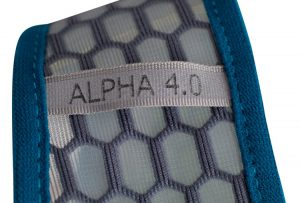 Ultracool mesh with honeycomb pattern 750 Revisión del chaleco UltrAspire Alpha 4.0 y Momentum 2.0