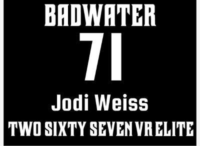 my number Badwater 267 Virtual Race Elite: 267 millas en 16 días