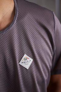 MarlunM accent logo 750 Ropa de trail running Maloja - Revista Ultrarunning