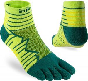injinji ultra 750 Resumen de calcetines de primavera - Revista Ultrarunning